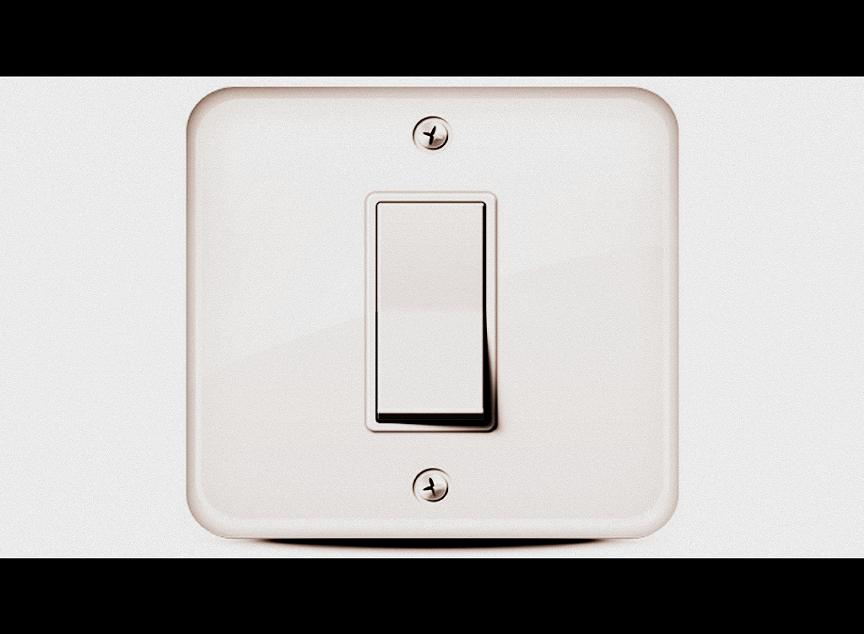 Single Pole Light Switch Installation